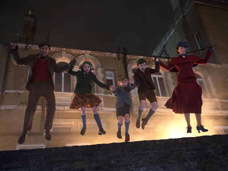 Watch Mary Poppins Returns at VOX Cinemas across the Middle East