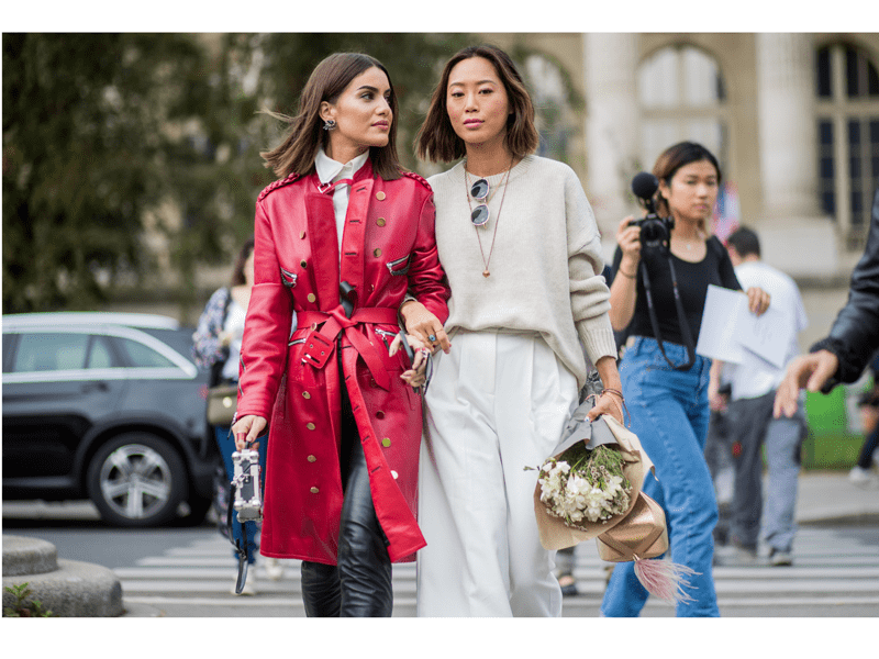 Navigate Fashion Week like a blogger with our guide