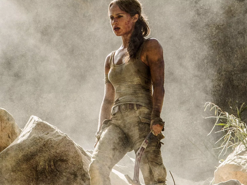 Watch the new Tomb Raider at VOX Cinemas across the Middle East