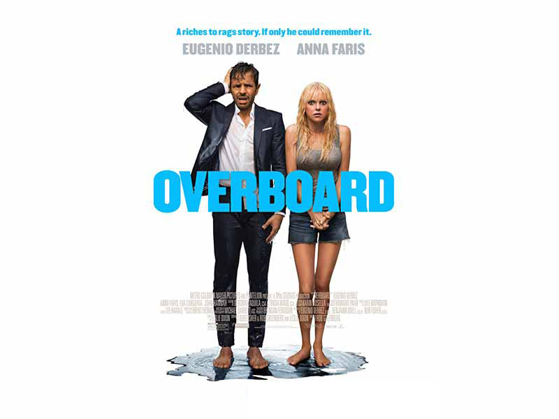 Watch 'Overboard' at Alexandria's VOX Cinemas
