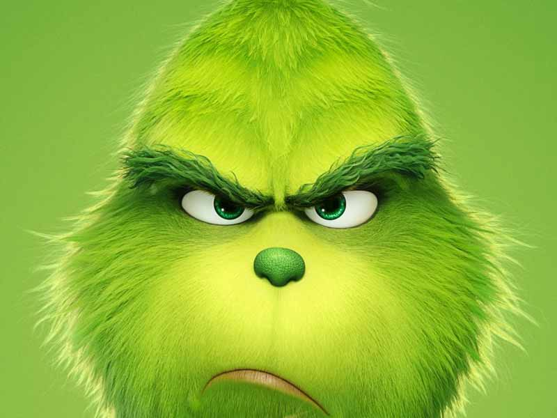 Watch The Grinch at VOX Cinemas across the Middle East
