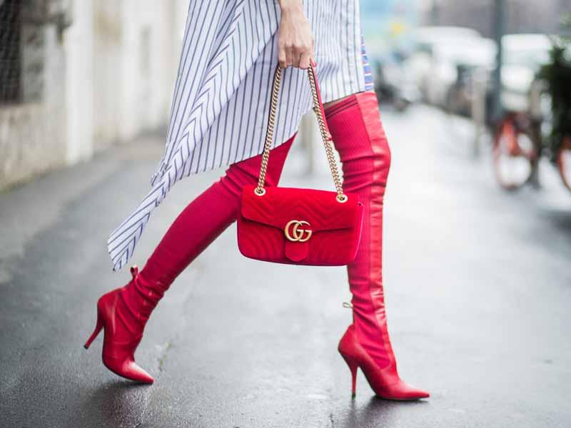 e707c7d98 أحدث صيحات الأزياء: أحذية بتصميمات رائعة للموسم الجديد