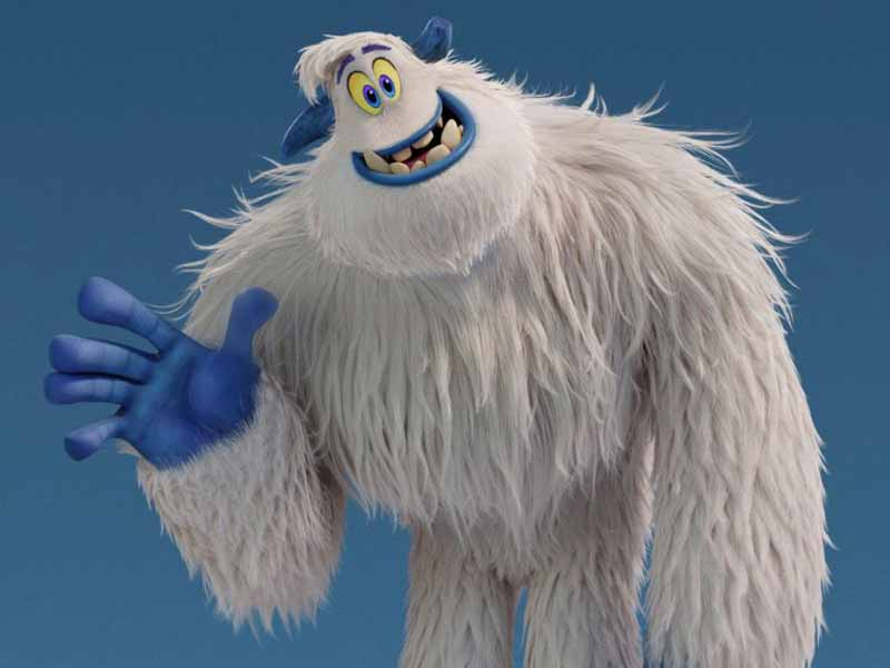 Watch Smallfoot at VOX Cinemas across the Middle East