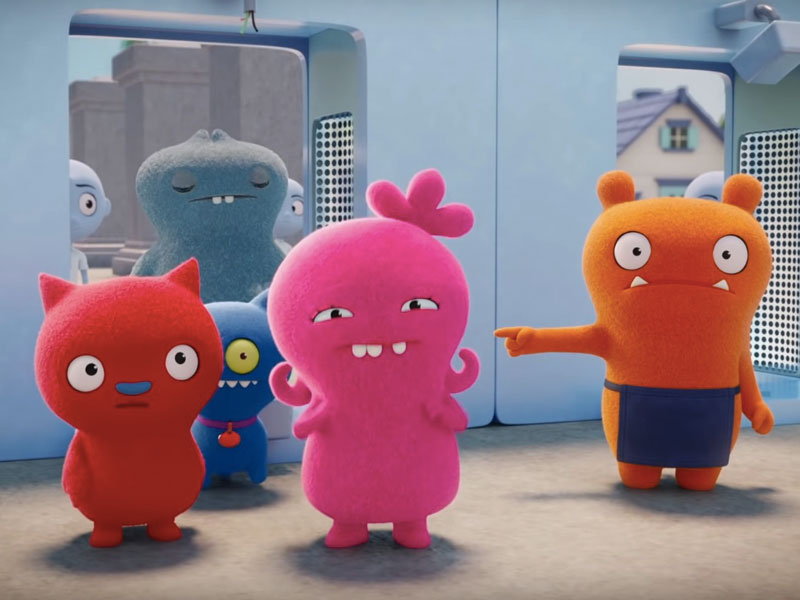Watch UglyDolls at VOX Cinemas across the Middle East