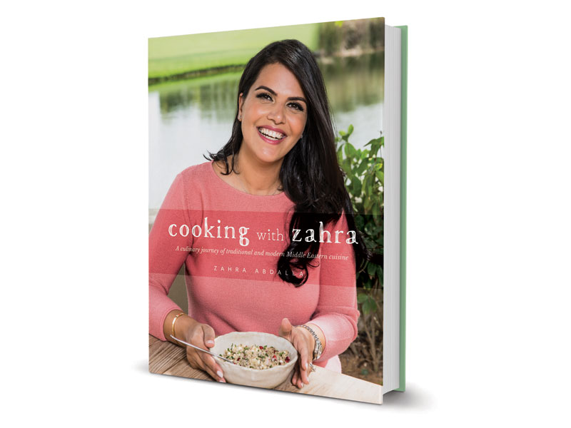 Cooking with Zahra by Zahra Abdalla and Motivate Publishing
