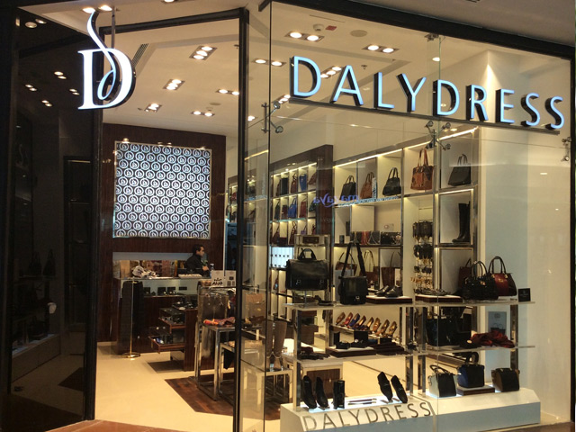 Daly Dress Accessories