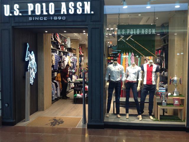 US Polo Assn In Alexandria Unisex Fashions City Centre Alexandria - Us assn polo map